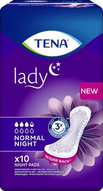 Tena Lady Night - Tena Lady Normal Night 3 5 pic. 10 buc. Dispozitive monitorizare medicala