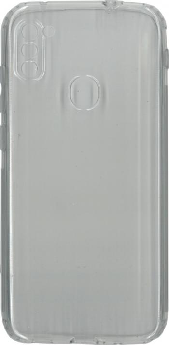 Husa din silicon transparent pentru Samsung Galaxy M11-Eurocell