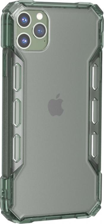 Husa rezistenta antisoc iPhone 11 Pro Kaki Huse Telefoane