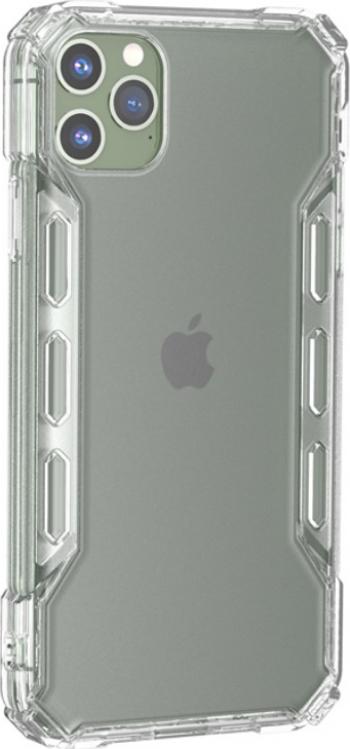 Husa rezistenta antisoc iPhone 11 Pro Max Transparenta Huse Telefoane