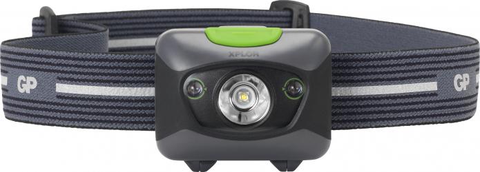 Lanterna frontala LED GP XPLOR PH14 200lm IPX6 Corpuri de iluminat