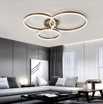 Lustra LED Creative Minimalist 3 Corpuri de iluminat