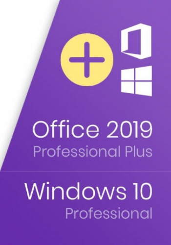 Microsoft Office 2019 Professional Plus+ Windows 10 Professional Retail Sisteme de operare
