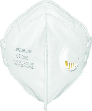 Set 5 bucati Masca faciala FFP3 cu supapa MEZORISON and reg Masti chirurgicale si reutilizabile