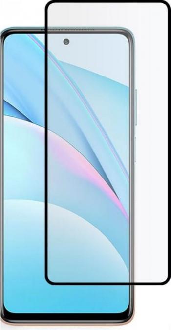 Folie protectie Case Friendly Mocolo Full Cover Xiaomi Mi 10T Lite Black Folii Protectie