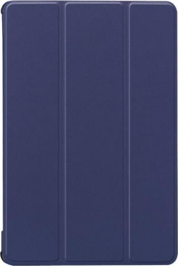 Husa Tech-Protect Smartcase Huawei MediaPad M5 Lite 10.1 inch Navy Blue