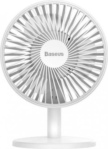 Ventilator de birou universal Baseus Ocean 2000 mAh White Ventilatoare