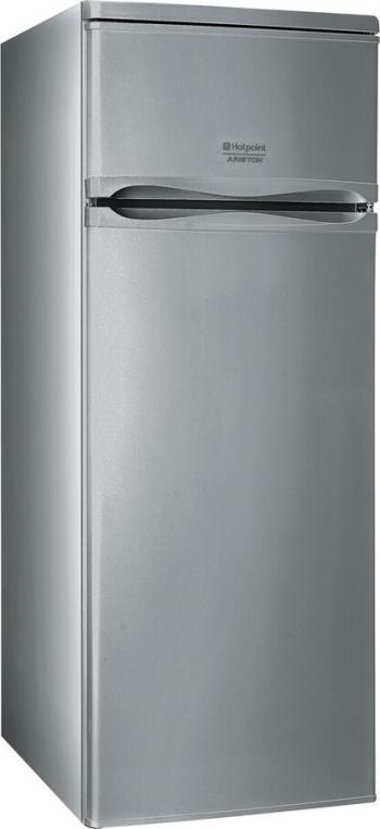 Frigider Hotpoint MTAA 24S Clasa energetica A+ Capacitate neta totala 226 l Capacitate neta congelator 42 l Argintiu Frigidere Combine Frigorifice