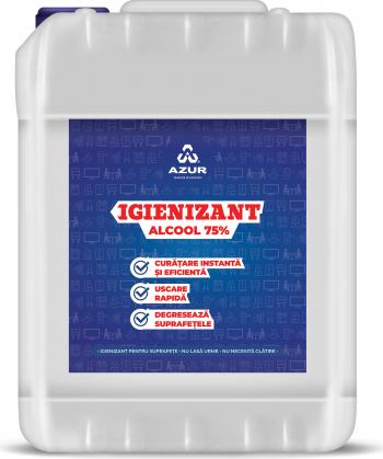 Igienizant suprafete alcool 75 10L Articole curatenie si igiena