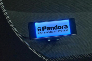 LED PANDORA Alarme auto si Senzori de parcare
