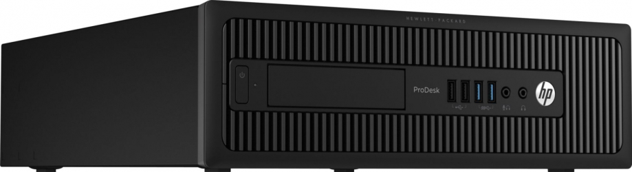 Calculator Refurbished HP ProDesk 600 G1 SFF Intel and reg G3250 4GB DDR3 500GB HDD Calculatoare Refurbished
