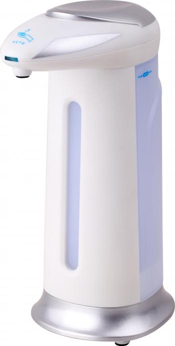Dozator pentru sapun lichid sau gel dezinfectant cu senzor Victronic VC1419 Capacitate 400 ml Dispensere