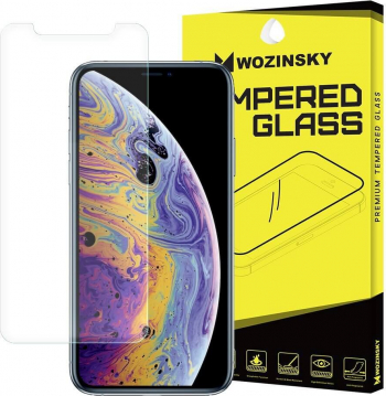 Folie iPhone 11 Pro Max  iPhone XS Max Sticla Securizata 9H Case Friendly Folii Protectie