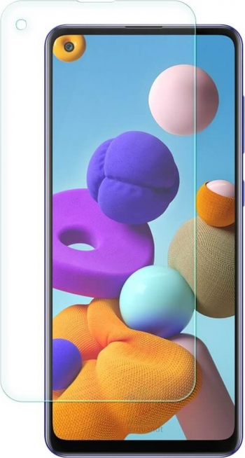 Folie Samsung Galaxy A21s Wozinsky Nano Flexi Glass Transparent Folii Protectie