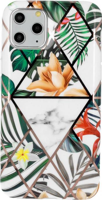 Husa iPhone 11 Pro Cosmo Marble Model Marmura Design 5 Huse Telefoane