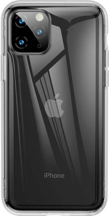 Husa iPhone 11 Pro Max Baseus Airbag Transparent Huse Telefoane