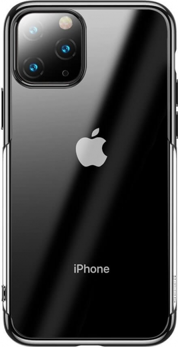 Husa iPhone 11 Pro Max Baseus Shining Case Negru Huse Telefoane