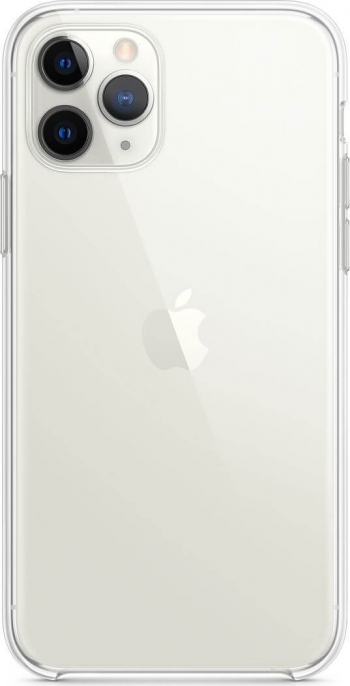 Husa iPhone 11 Pro Slim 0.5mm Transparent Huse Telefoane