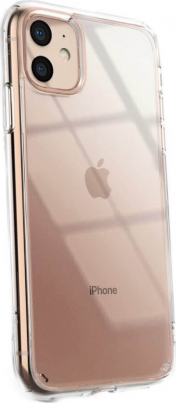 Husa iPhone 11 Ringke Fusion Transparent