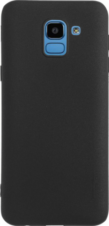Husa silicon Samsung Galaxy J6 2018 X-Level Guardian Neagra Huse Telefoane