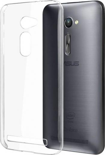 Husa Telefon Ultra Slim 0 3 mm Asus ZenFone2 ZE500CL Transparent Huse Telefoane