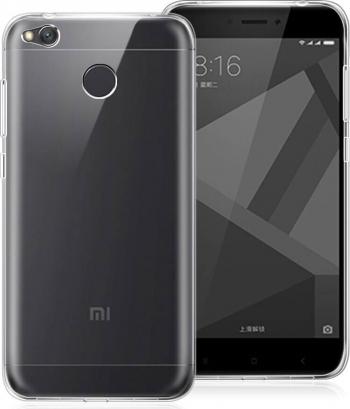 Husa Telefon Xiaomi Redmi 4X Ultra - Subtire 0 3 m Transparent Huse Telefoane