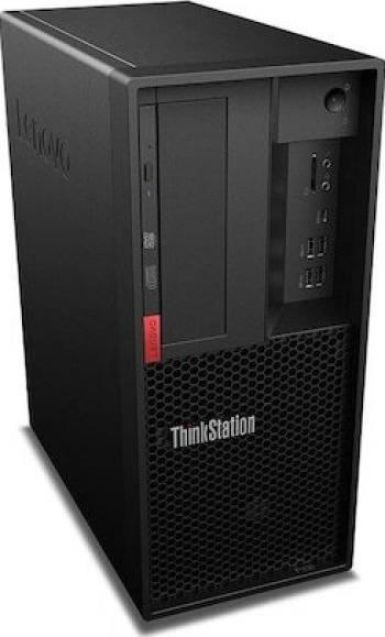 Lenovo ThinkStation P330 i7-8700K 64GB DDR4 500 GB SSD Quadro P2000 WIN 10 PRO negru Calculatoare Desktop