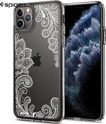 SPIGEN Ciel for Iphone 11 PRO Max 6.5 white mandala Huse Telefoane