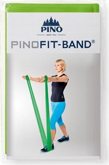Banda elastica pentru gimnastica PINOFIT - Galben Accesorii fitness