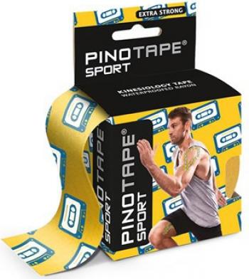 Banda Kinesio PINOTAPE and reg Sport - Casete Retro Aparate fitness
