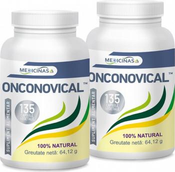 Onconovical tratament cancer Medicinas pachet 1 luna+ gratuit cartea and rdquo Ce mananci ca sa combati cancerul and rdquo