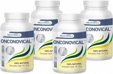 Onconovical tratament cancer Medicinas pachet 2 luni+ gratuit cartea and rdquo Ce mananci ca sa combati cancerul and rdquo