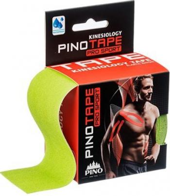 Banda Kinesio PINOTAPE and reg Sport - Lime Accesorii fitness