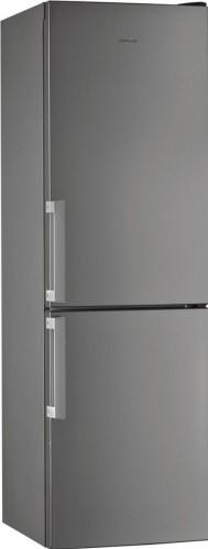 Combina frigorifica WHIRLPOOL W5 811E OX H 339 L Clasa A+ Less Frost Inox Frigidere Combine Frigorifice
