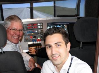 Experienta de zbor pe simulatorul unui avion de linie Experiente cadou