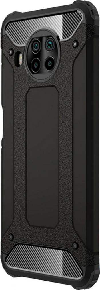 Husa Xiaomi Mi 10T Lite 5G Hybrid Armor - Negru Huse Telefoane