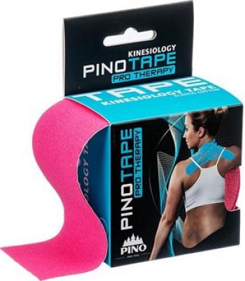 Banda Kinesio PINOTAPE and reg pro Therapy - Roz Accesorii fitness
