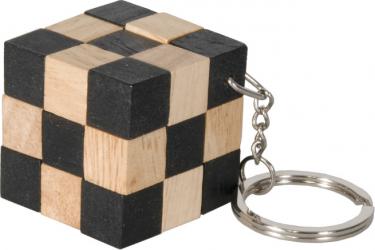 Breloc joc logic puzzle 3D Fridolin - Cub sarpe Puzzle