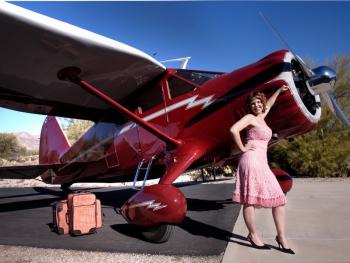 Survol de placere cu avionul si invitati in Iasi