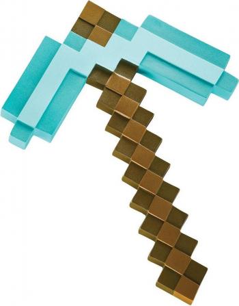 Tarnacop Minecraft Diamond - 40 CM - ORIGINAL - Jucarii