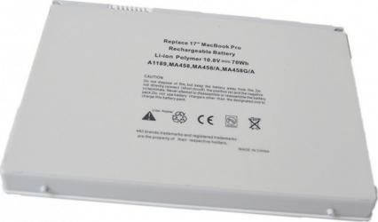 Baterie laptop Apple Macbook Pro 17 A1151 A1189 MA458 MA458LL/A A1189 MA458J/A MA458 MA458/A