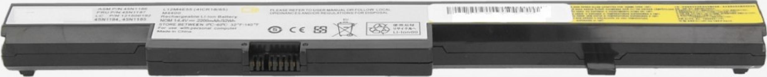 Baterie laptop Lenovo B41-80 B50 B50-10 B50-30 121500191 45N1184 45N1185 4ICR18/65 4ICR19/66 L12L4E55 L13M4A01 L13L4A01