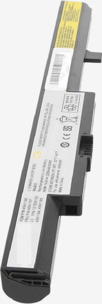 Baterie laptop Lenovo B51 B51-30 B51-35 B51-80 121500191 45N1184 45N1185 4ICR18/65 4ICR19/66 L12L4E55 L13M4A01 L13L4A01 Acumulatori Incarcatoare Laptop