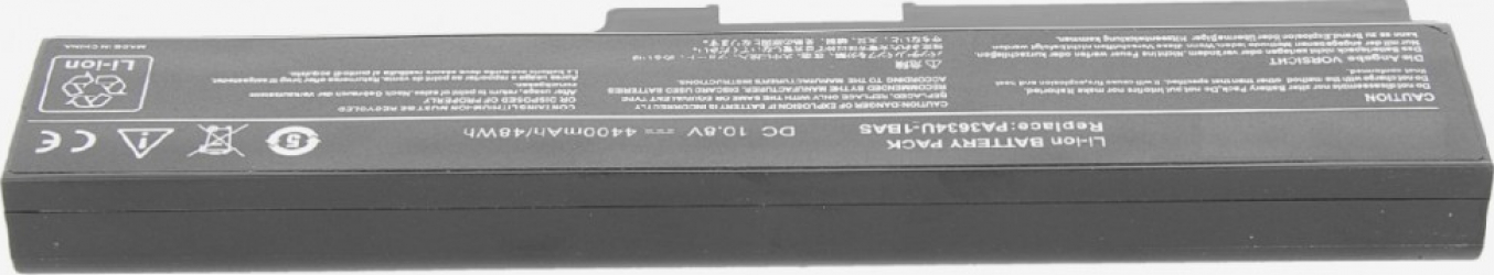 Baterie laptop Toshiba Satellite A600 A655 A655-10013D A655-S6050 PA3635U-1BAM PA3635U-1BRM PA3636U-1BAL PA3636U-1BRL PA3638U-1BAP