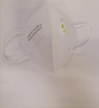 Masca de protectie respiratorie FFP2 Cu Valva set 5 bucati Masti chirurgicale si reutilizabile
