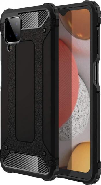 Husa Samsung Galaxy A12 Hybrid Armor - Negru
