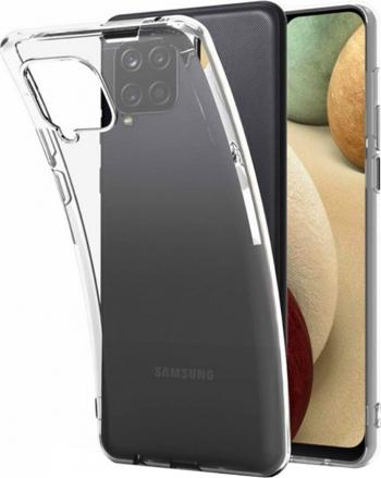 Husa Samsung Galaxy A12 TPU Transparenta