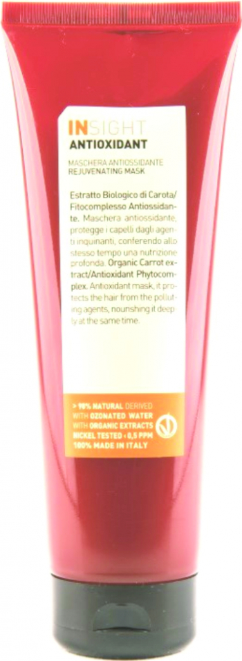 Masca anti-oxidanta cu extract de morcovi 250ml Sampon si balsam BIO
