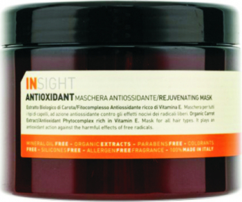 Masca anti-oxidanta cu extract de morcovi 500ml Sampon si balsam BIO