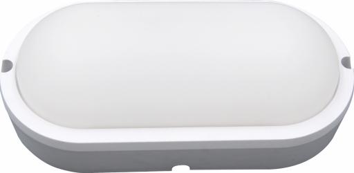 Aplica exterior cu LED oval 18W 20cm 4000K Well Corpuri de iluminat